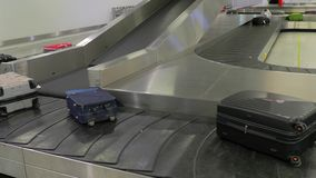 Ceinture de réclamation de bagage clips vidéos