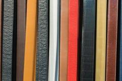 Ceintures de mode (3) Photographie stock libre de droits