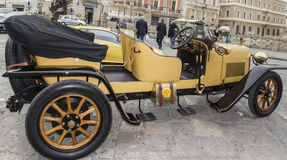 Ceirona classic car 1923 lecce Royalty Free Stock Image