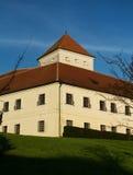 Cejkovice slott Royaltyfria Bilder