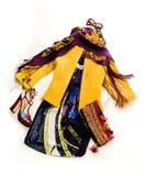 Cekin sukni mody skład Zdjęcie Royalty Free