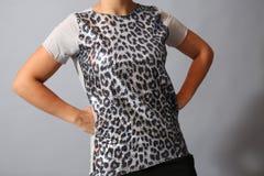 Cekiny koszulowi Fotografia Stock