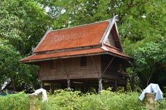 Cel in tempel royalty-vrije stock afbeeldingen