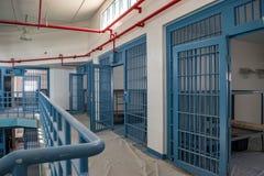 Cela więzienna Zdjęcia Royalty Free