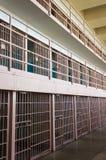 Cela więzienna bary Fotografia Stock