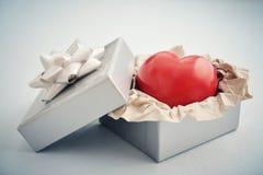 celabrating принципиальная схема соединяет детенышей Валентайн дня счастливых целуя s Стоковая Фотография