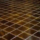 Celadon ceramic tile floor. Background Stock Photos
