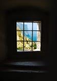 Celda de prisión Imagen de archivo libre de regalías
