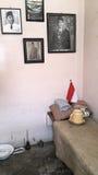 Celda de prisión de presidente Sukarno de Indonesia Imagen de archivo