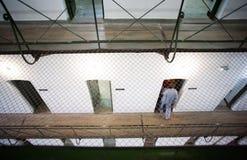 Celdas de prisión Fotografía de archivo