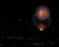 Celebração! Fotografia de Stock Royalty Free