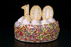 Celebração 2 do Centenarian Imagens de Stock Royalty Free
