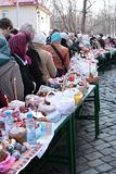 Celebração 2011 de Easter, Rússia Fotos de Stock