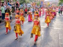 Celebração chinesa do ano novo em Tailândia Fotografia de Stock Royalty Free