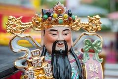 Celebração chinesa do ano novo em Tailândia Fotos de Stock Royalty Free