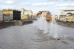 Celebração da mola e do dia Labour em Rússia Fotografia de Stock Royalty Free