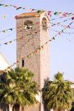 Celebração da vila no sul de italy Fotografia de Stock Royalty Free