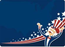 celebração de ô julho ilustração do vetor