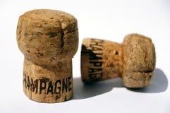 Celebração de Champagne Imagem de Stock Royalty Free