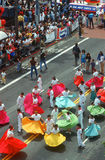 Celebração de Cinco de Mayo, imagem de stock