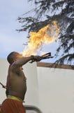 Celebração de Kwanzaa Imagens de Stock