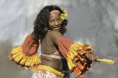 Celebração de Kwanzaa Imagens de Stock Royalty Free