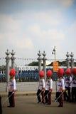 A celebração do 85th rei do aniversário Fotografia de Stock