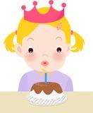 Celebração do aniversário Foto de Stock