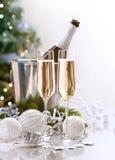 Celebração do ano novo Fotografia de Stock Royalty Free
