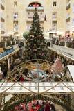 Celebração do ano novo Front View Fotografia de Stock Royalty Free