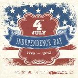 Celebração do Dia da Independência Imagem de Stock Royalty Free