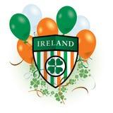 Celebração do dia do St Patricks Fotos de Stock