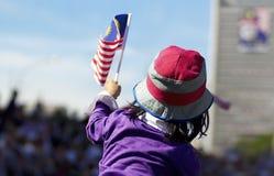Celebração do dia nacional de Malásia Imagens de Stock Royalty Free