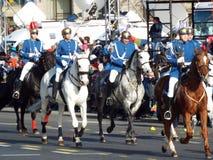 Celebração do dia nacional de Romênia, o 1º de dezembro de 2015 Fotos de Stock