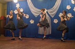 A celebração do dia do ` s da mãe na região de Kaluga de Rússia em 2016 Fotos de Stock Royalty Free