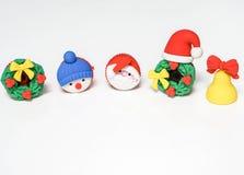 Celebração do festival do Natal o 25 de dezembro Foto de Stock Royalty Free