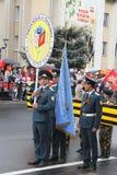 Celebração do 70Th aniversário de Victory Day Fotos de Stock Royalty Free