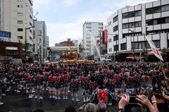 Celebração do verão de Japão foto de stock royalty free