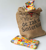 Celebração holandesa de Sinterklaas Fotos de Stock Royalty Free