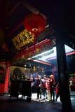 celebração lunar Semarang do ano 2567 novo Imagens de Stock