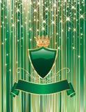 Celebração verde Imagem de Stock