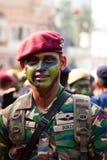 Celebrações 2011 do Dia da Independência de Malaysia 54th Fotos de Stock Royalty Free