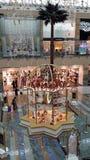 Celebrações de Eid no centro de cidade de Mirdiff Foto de Stock