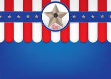 Celebrações do Dia da Independência Imagens de Stock