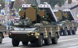 Celebrações do Dia da Independência em Kyiv, Ucrânia Fotografia de Stock Royalty Free