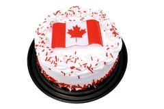 Celebrações do dia de Canadá Foto de Stock Royalty Free