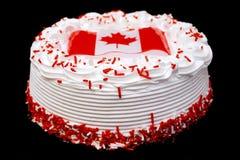 Celebrações do dia de Canadá Foto de Stock
