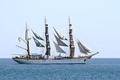 Celebrações romenas da marinha Fotos de Stock