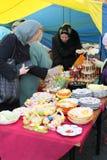 Celebración 2011, Rusia de Pascua Foto de archivo