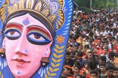 Celebración bengalí del Año Nuevo Fotos de archivo libres de regalías